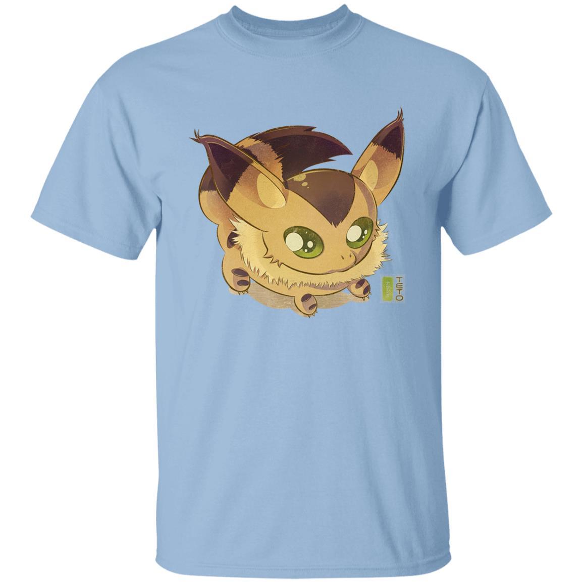 Nausicaa of the Valley Of The Wind – Teto Chibi T Shirt
