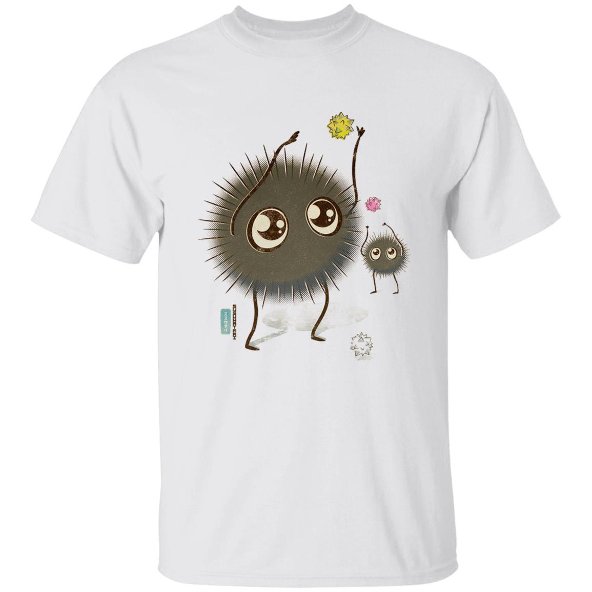 Spirited Away – Soot Spirit Chibi T Shirt