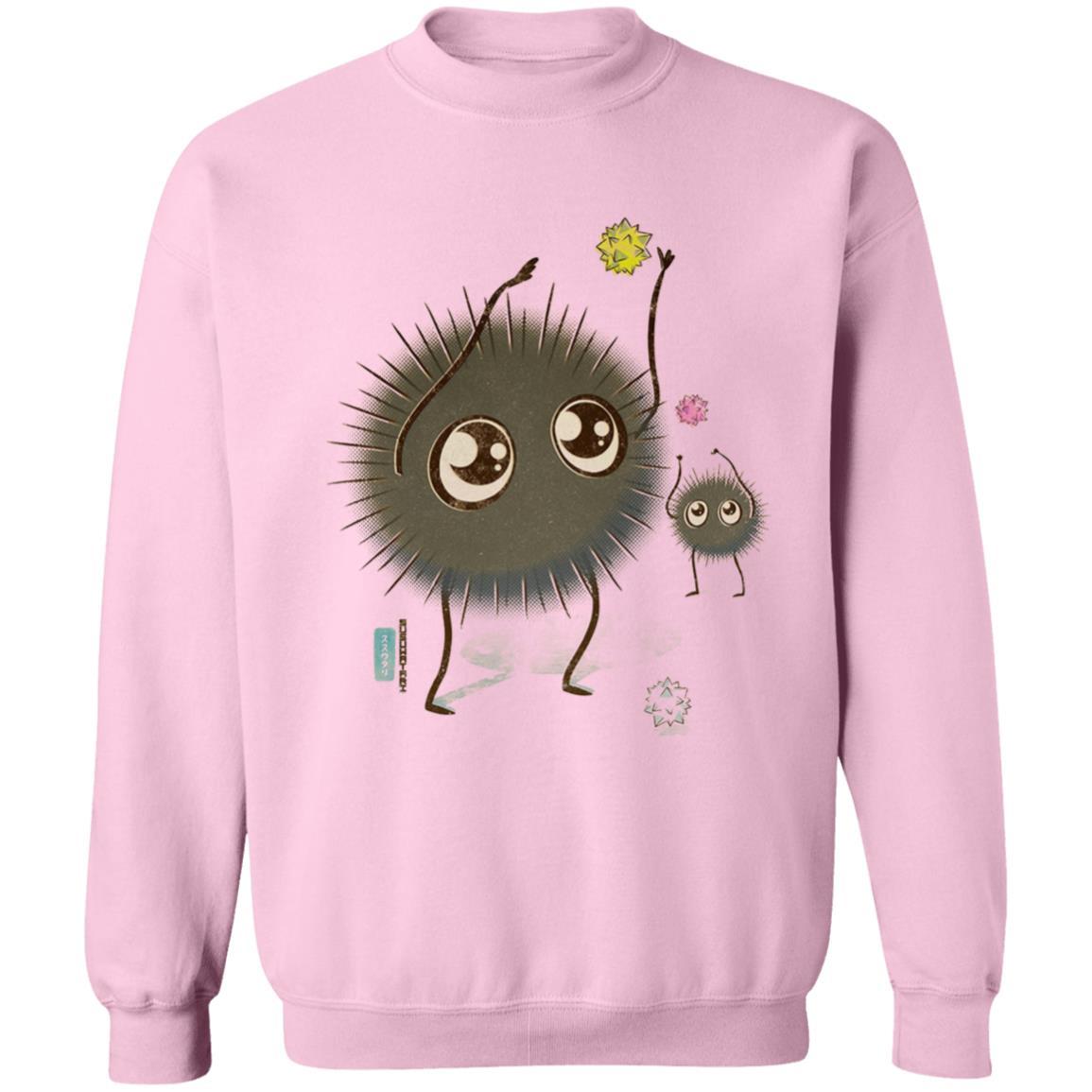 Spirited Away – Soot Spirit Chibi Sweatshirt