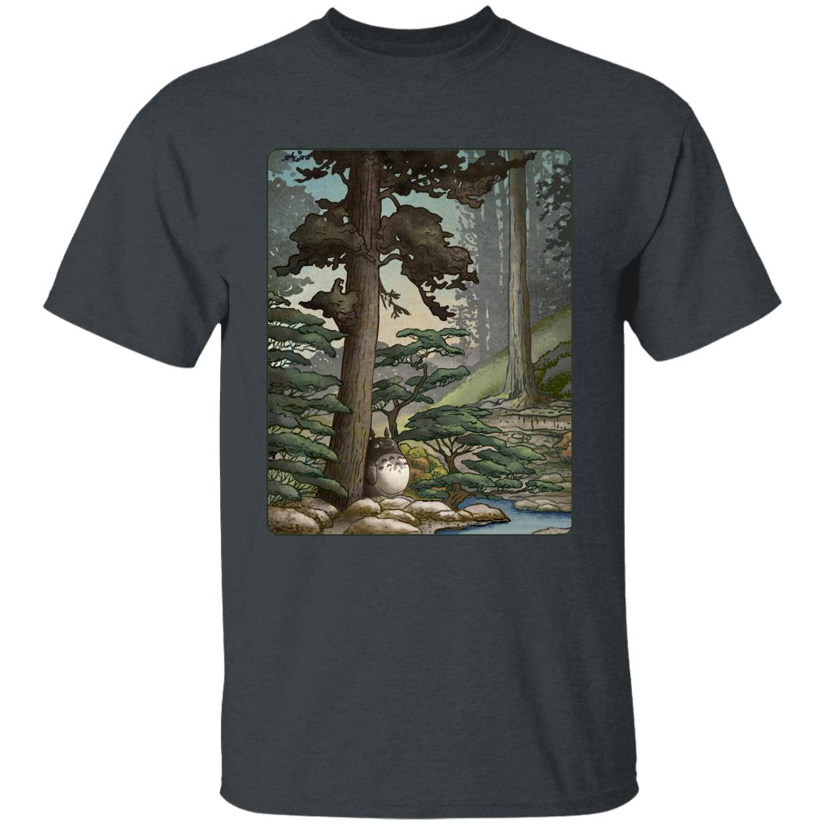 Totoro in the Landscape T Shirt
