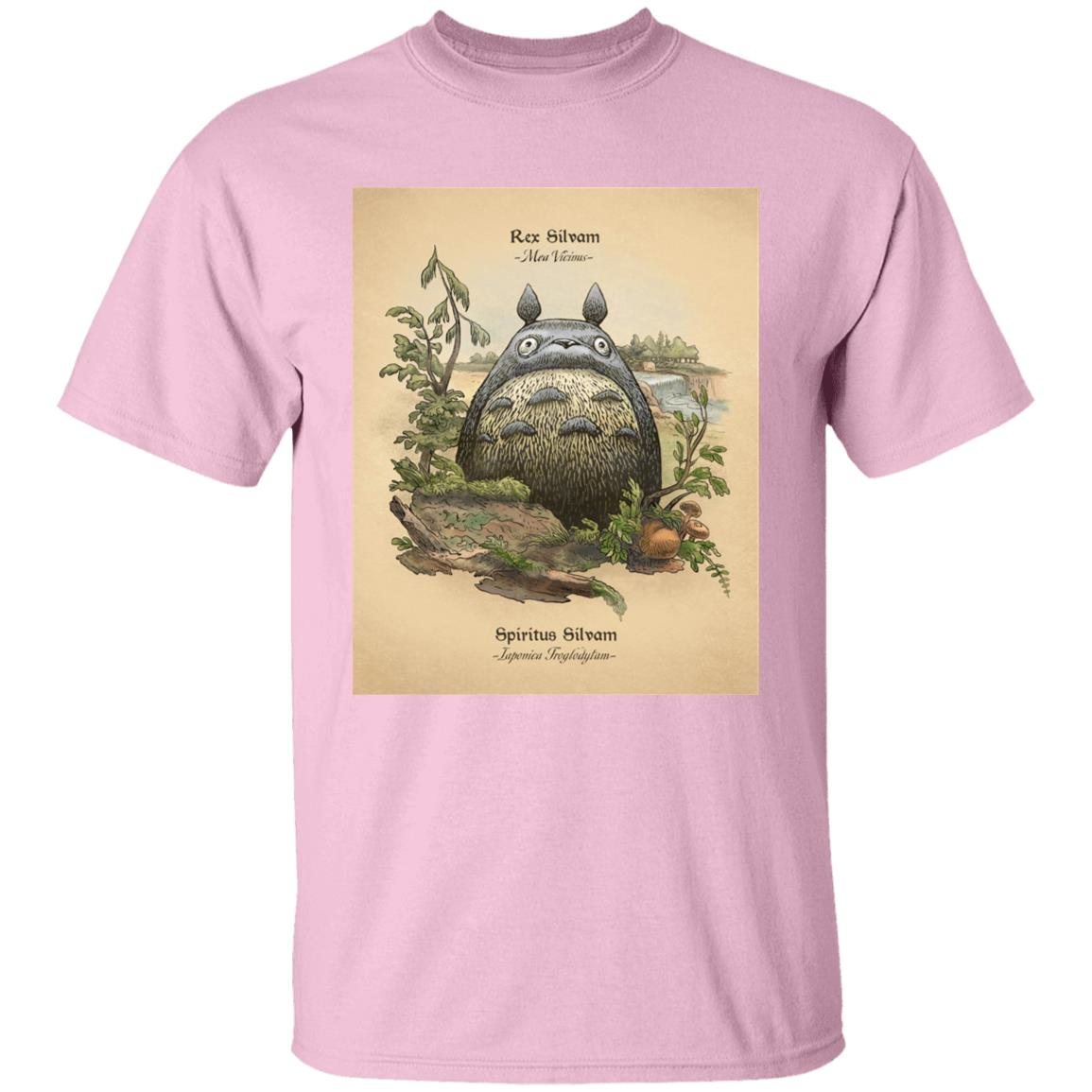 Totoro in the Forest Classic T Shirt