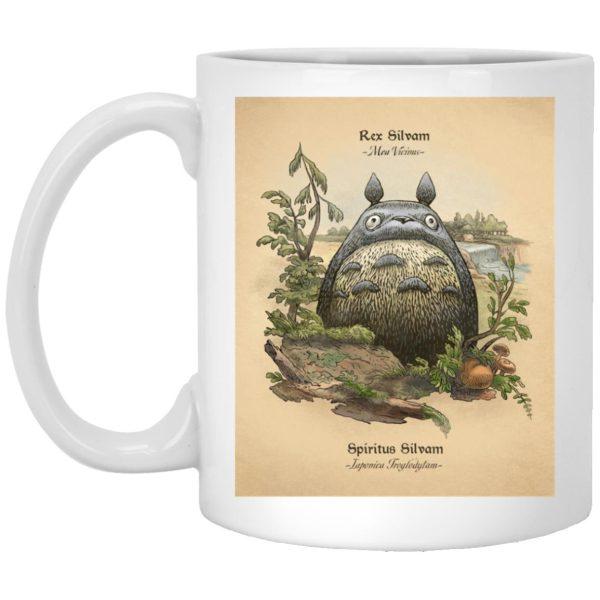 Princess Mononoke – Shishigami Day Time Detailed Mug