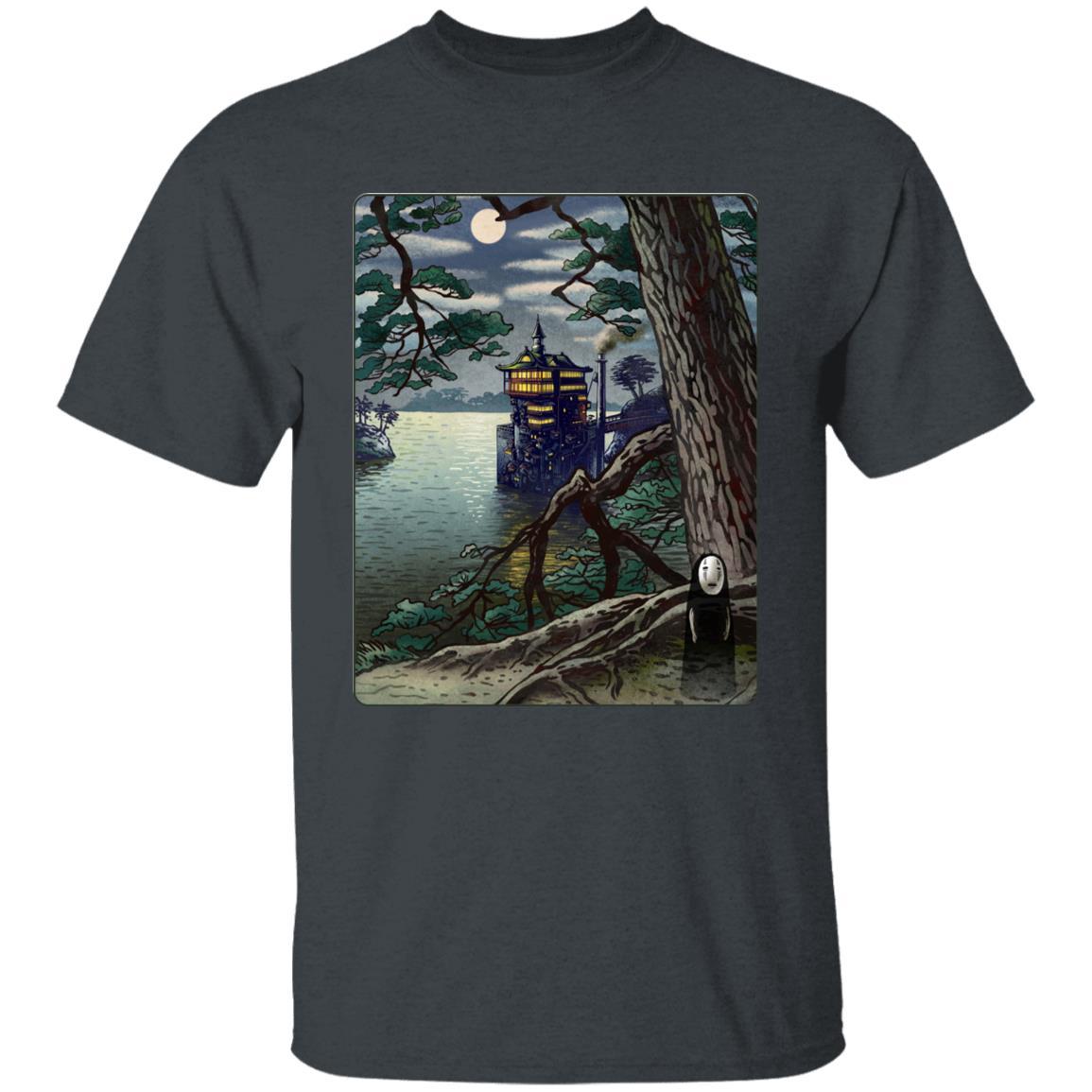 Spirited Away – Magical Bath House T Shirt