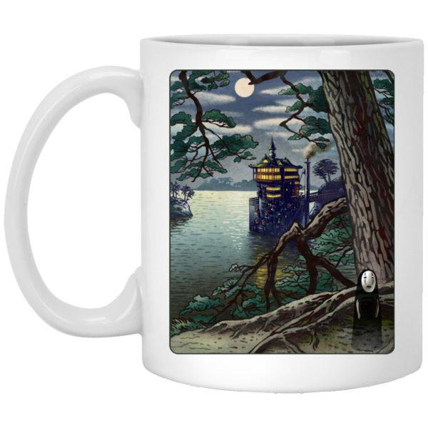 Princess Mononoke – Shishigami Day Time Landscape Mug