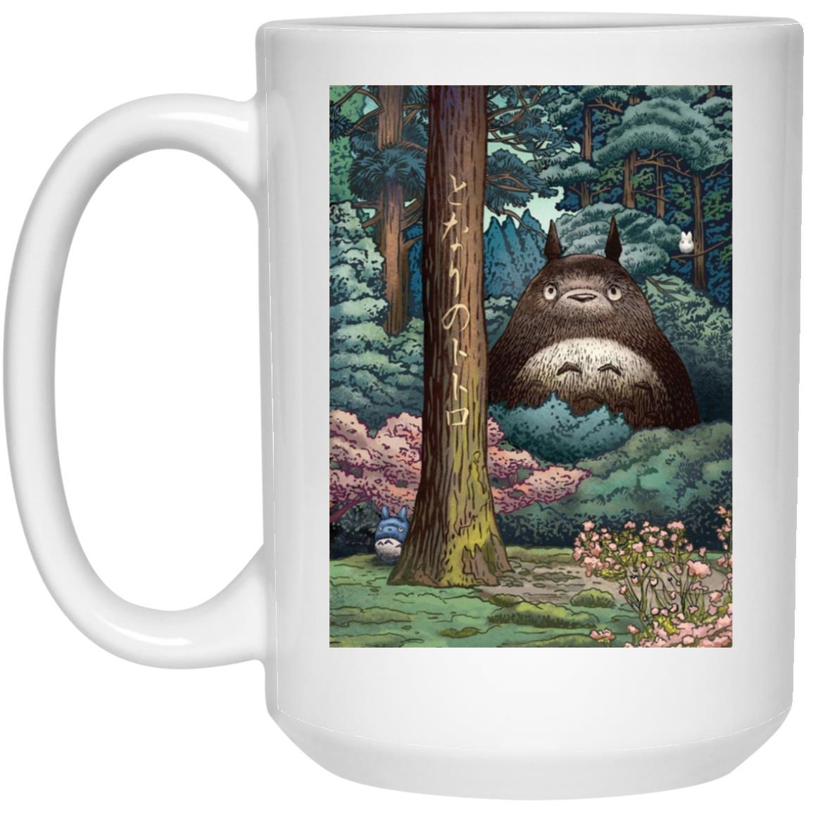 My Neighbor Totoro Forest Spirit Mug