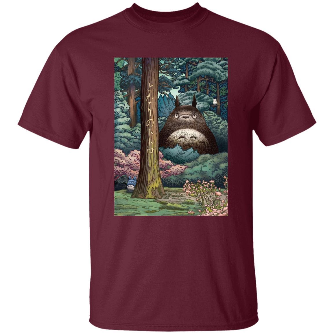 My Neighbor Totoro Forest Spirit T Shirt