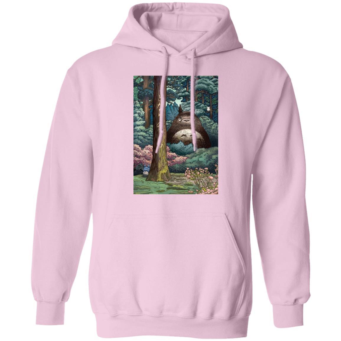 My Neighbor Totoro Forest Spirit Hoodie