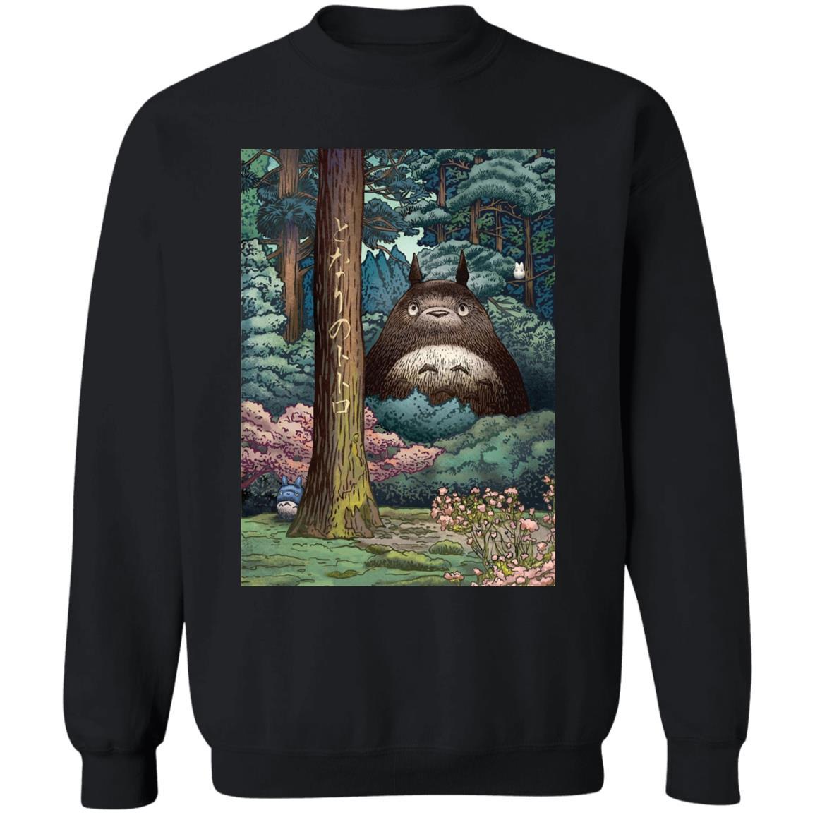 My Neighbor Totoro Forest Spirit Sweatshirt