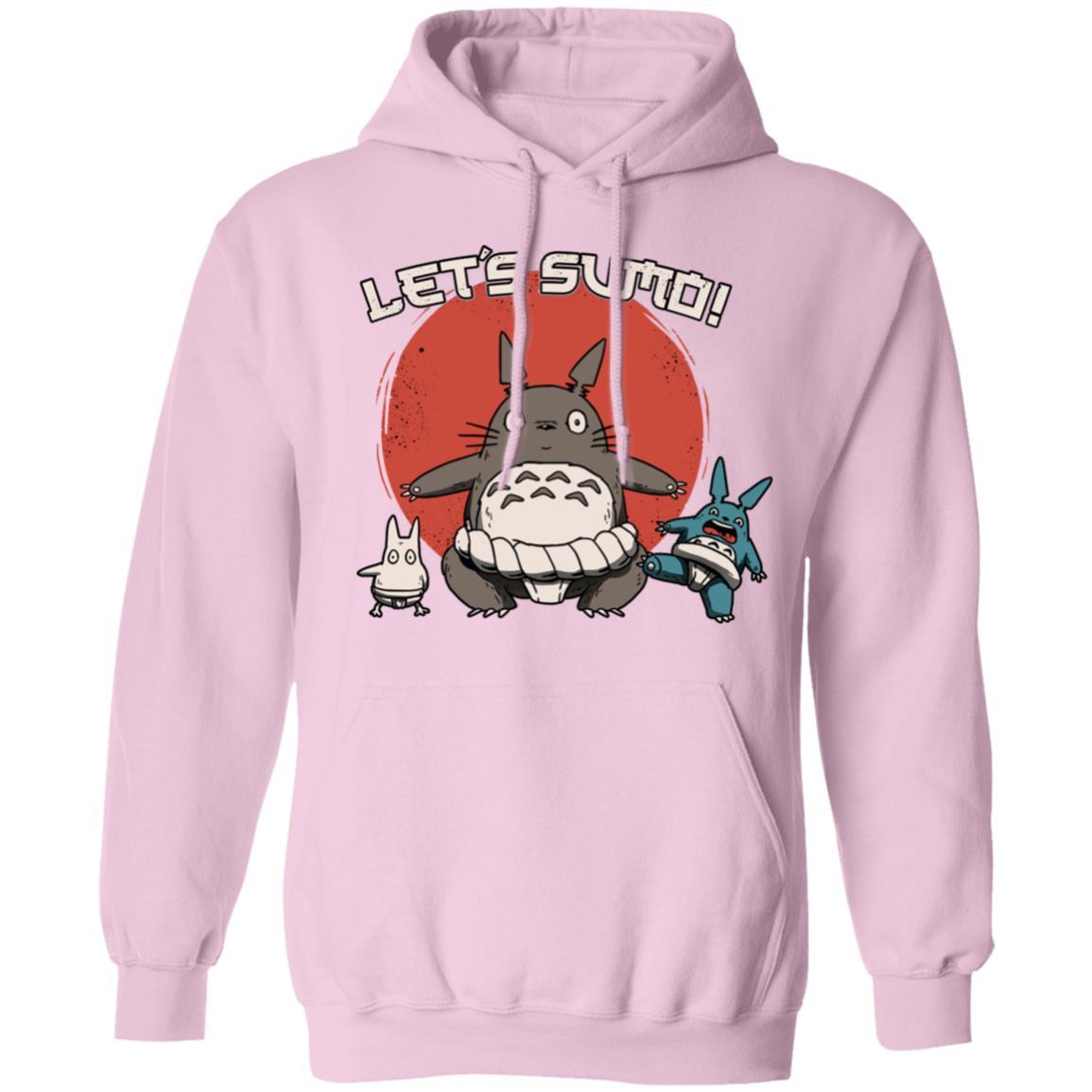 Totoro Let's Sumo Hoodie