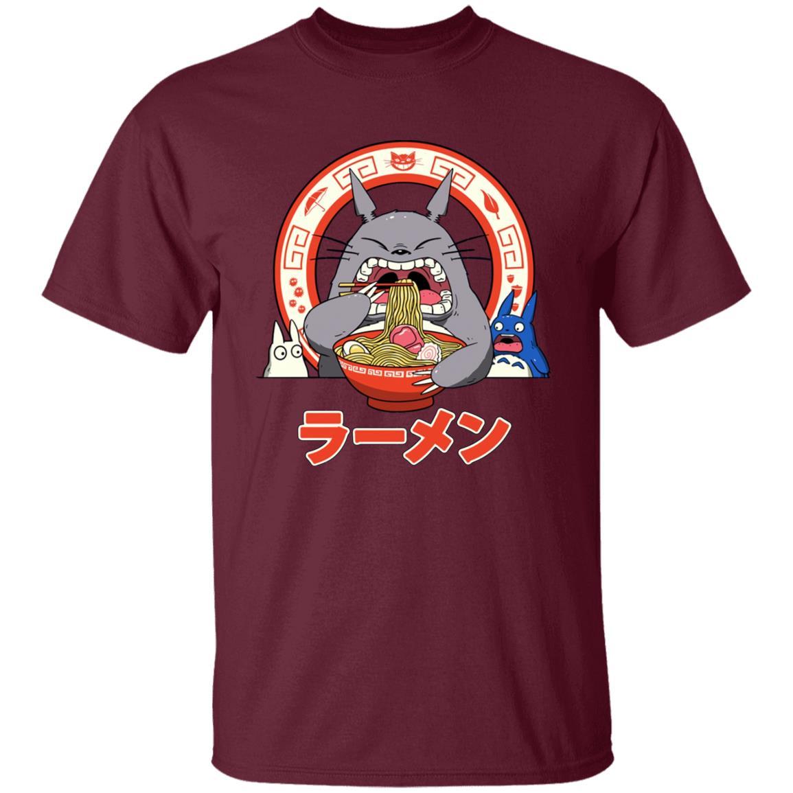 Totoro Ramen T Shirt