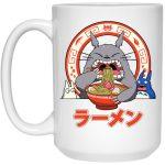 Totoro Ramen Mug 15Oz