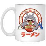 Totoro Ramen Mug 11Oz