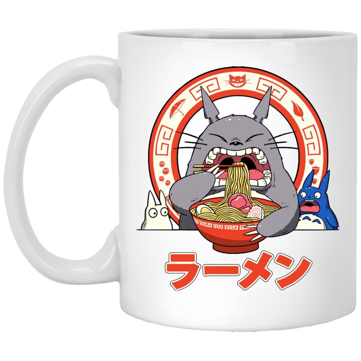 Totoro Ramen Mug