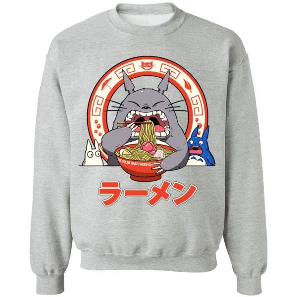 Totoro Ramen Hoodie