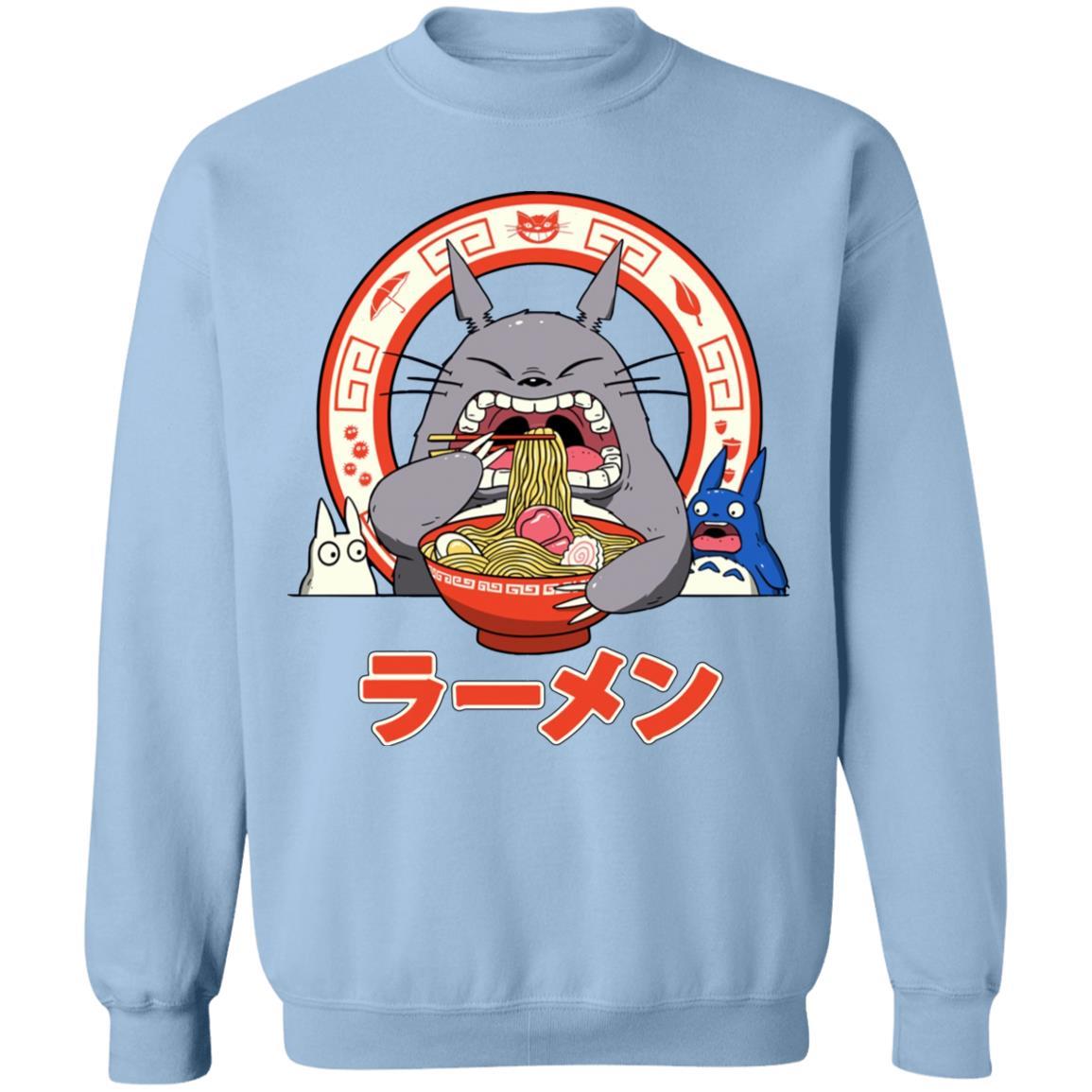 Totoro Ramen Sweatshirt