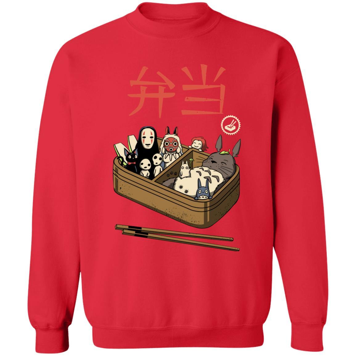 Ghibli Bento Sweatshirt