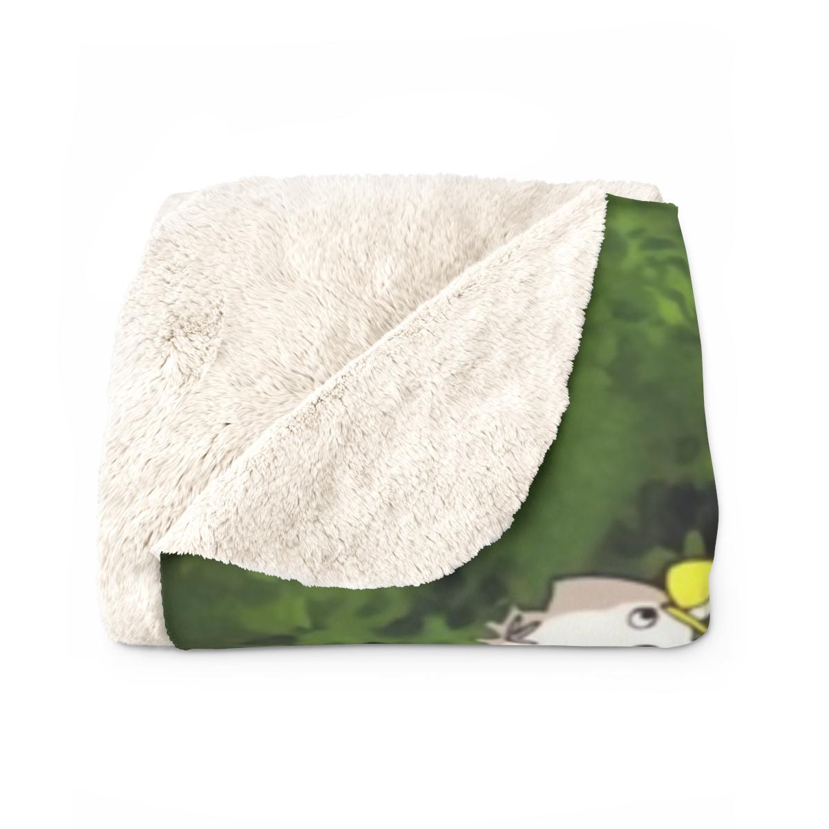 Custom design blanket