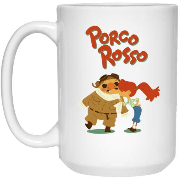Porco Rosso – The Kiss Mug