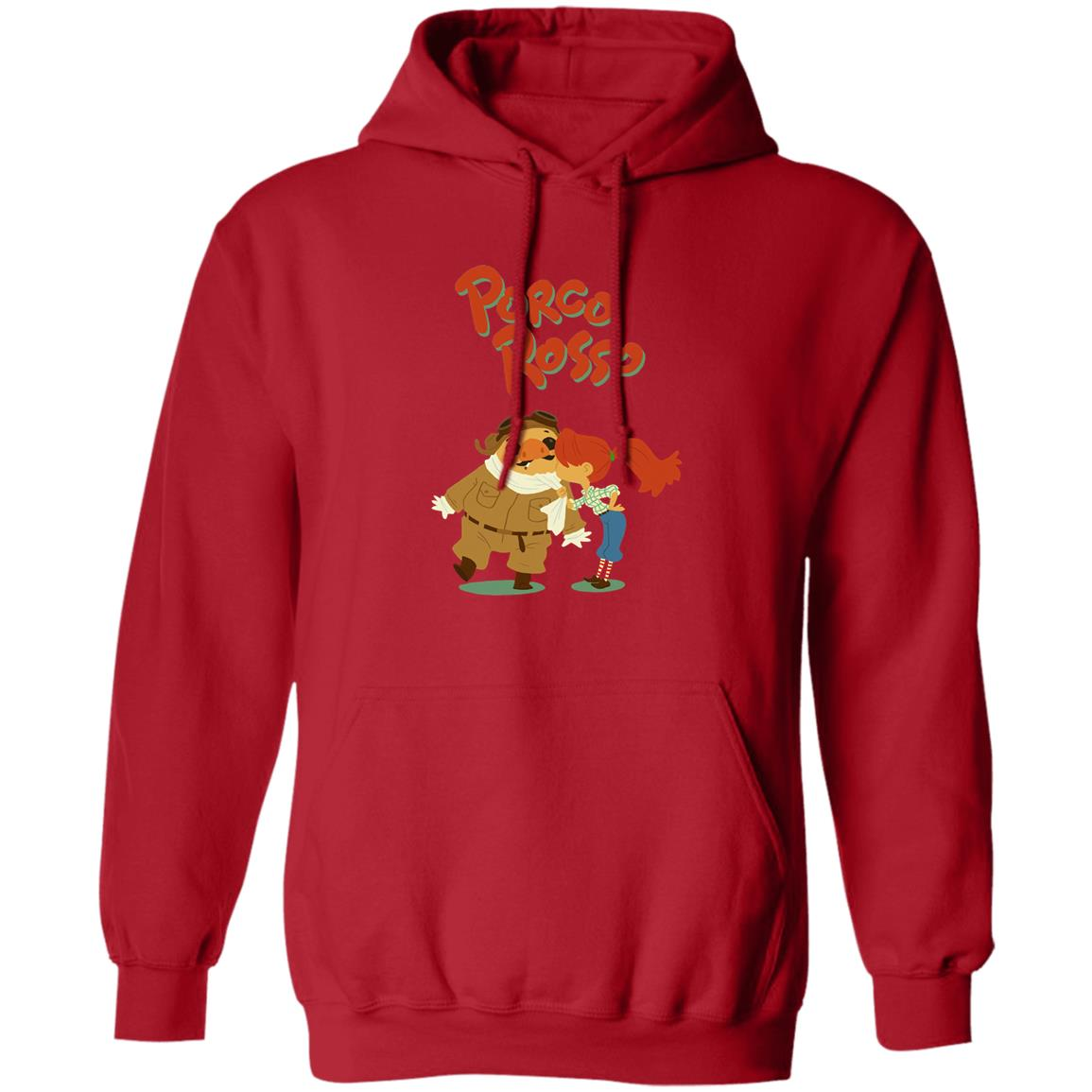 Porco Rosso – The Kiss  Hoodie