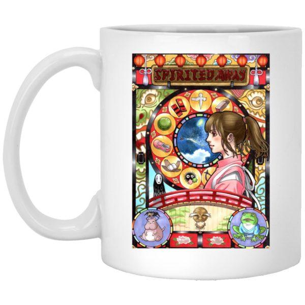 Princess Mononoke Portrait Art Mug