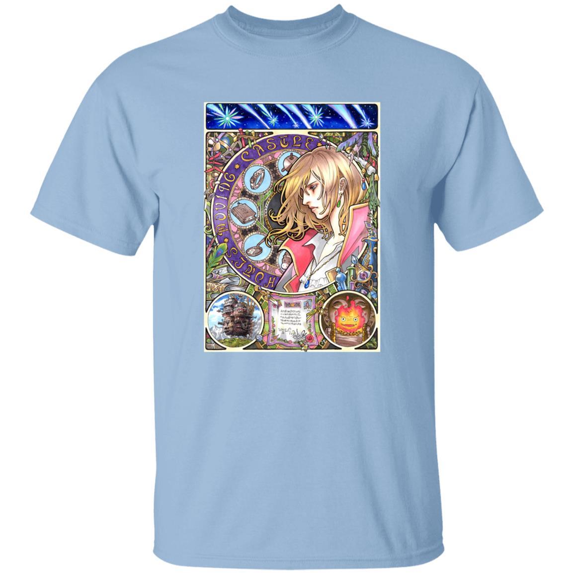 Howl Portrait Art T Shirt