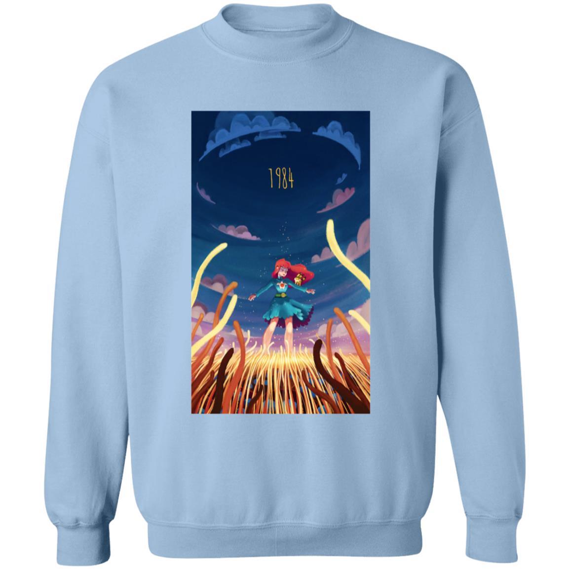 Nausicaa 1984 Illustration Sweatshirt